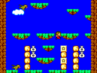 Alex Kidd in Miracle World SMS 23