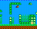 Alex Kidd in Miracle World SMS 28