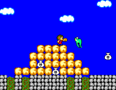 Alex Kidd in Miracle World SMS 32