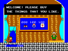 Alex Kidd in Miracle World SMS 33
