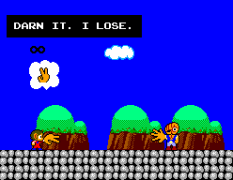 Alex Kidd in Miracle World SMS 44