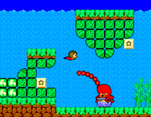 Alex Kidd in Miracle World SMS 45