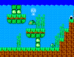 Alex Kidd in Miracle World SMS 50