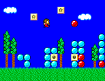 Alex Kidd in Miracle World SMS 51