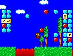Alex Kidd in Miracle World SMS 53