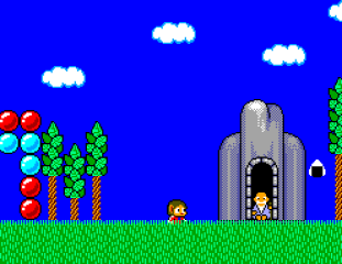 Alex Kidd in Miracle World SMS 56