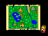 Alex Kidd in Miracle World SMS 58