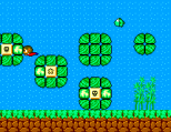Alex Kidd in Miracle World SMS 60