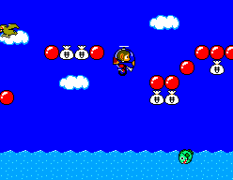 Alex Kidd in Miracle World SMS 65