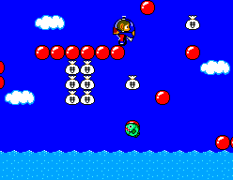 Alex Kidd in Miracle World SMS 66