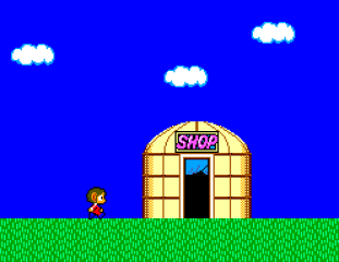 Alex Kidd in Miracle World SMS 67