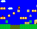Alex Kidd in Miracle World SMS 71
