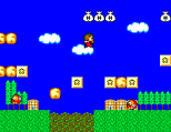 Alex Kidd in Miracle World SMS 72