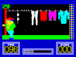 Benny Hill's Madcap Chase ZX Spectrum 07