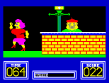 Benny Hill's Madcap Chase ZX Spectrum 14