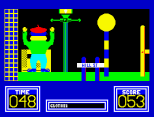 Benny Hill's Madcap Chase ZX Spectrum 15