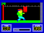 Benny Hill's Madcap Chase ZX Spectrum 17