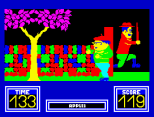 Benny Hill's Madcap Chase ZX Spectrum 24