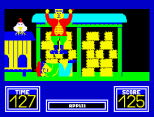 Benny Hill's Madcap Chase ZX Spectrum 26
