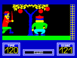 Benny Hill's Madcap Chase ZX Spectrum 27