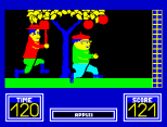 Benny Hill's Madcap Chase ZX Spectrum 28
