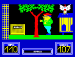Benny Hill's Madcap Chase ZX Spectrum 30