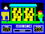 Benny Hill's Madcap Chase ZX Spectrum 35