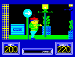 Benny Hill's Madcap Chase ZX Spectrum 37