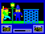 Benny Hill's Madcap Chase ZX Spectrum 40