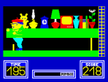 Benny Hill's Madcap Chase ZX Spectrum 41