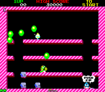 Bubble Bobble Arcade 004
