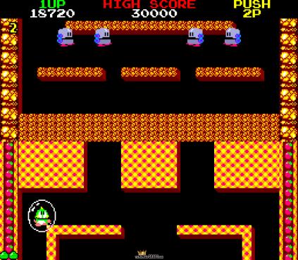 Bubble Bobble Arcade 009