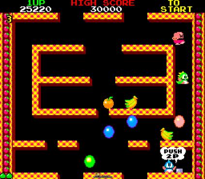 Bubble Bobble Arcade 012