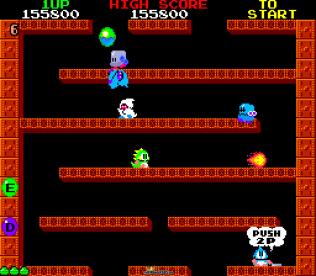 Bubble Bobble Arcade 021