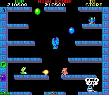 Bubble Bobble Arcade 023