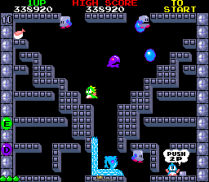Bubble Bobble Arcade 029