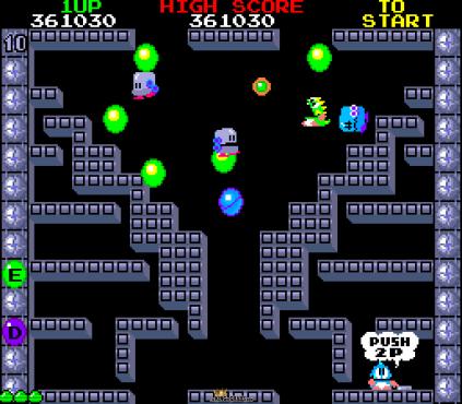 Bubble Bobble Arcade 031