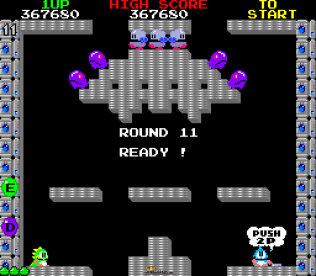 Bubble Bobble Arcade 032