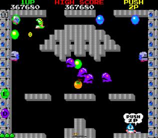Bubble Bobble Arcade 033