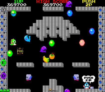 Bubble Bobble Arcade 034