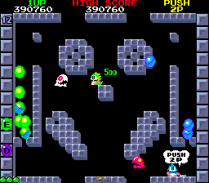 Bubble Bobble Arcade 037