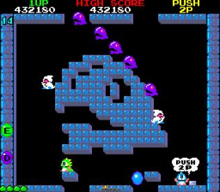 Bubble Bobble Arcade 043