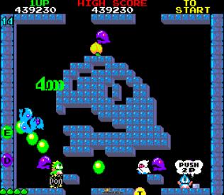 Bubble Bobble Arcade 044