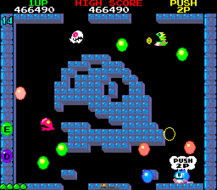 Bubble Bobble Arcade 045