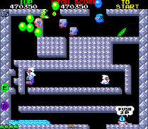 Bubble Bobble Arcade 048