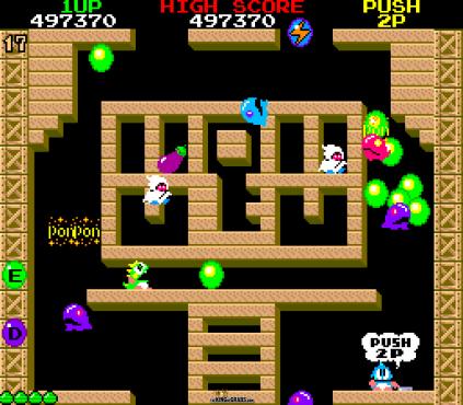 Bubble Bobble Arcade 053