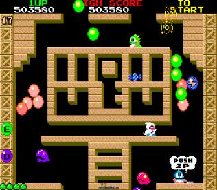 Bubble Bobble Arcade 055