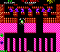Bubble Bobble Arcade 058