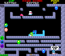Bubble Bobble Arcade 063