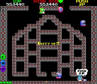 Bubble Bobble Arcade 066